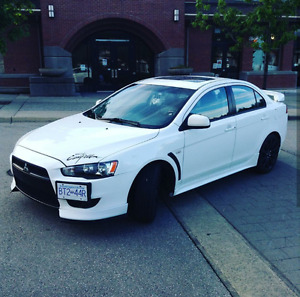 2008 Mitsubishi Lancer GTS Sedan low km -OBO
