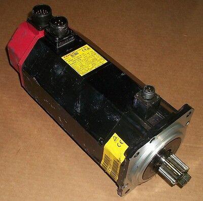 Fanuc Robot Ac Servo Motor  A63000  A06b-0128-b175 Pzf