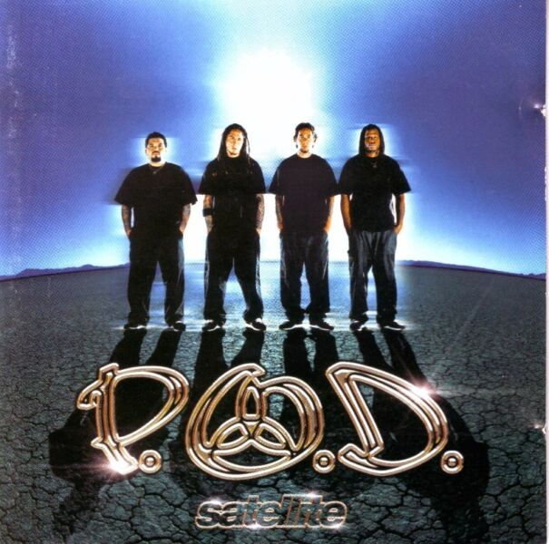 2 P.O.D. CDs R160 negotiable for both