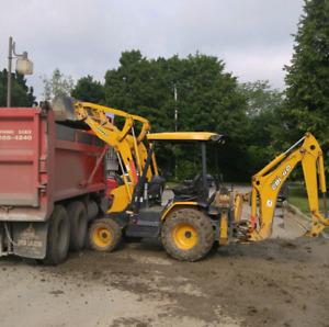 **$55/hr** Excavation de grande qualité fait par opérateur d'exp
