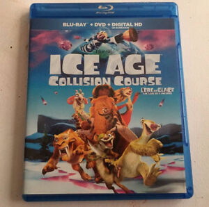 Ice Age Collision Course (Blu-Ray + DVD)