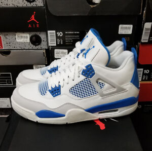 DS / Air Jordan 4 Retro Military Blue (2012) - Sz 9.5