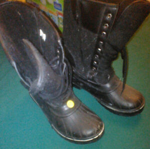 Ladies/Youth Size 10 Boots