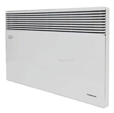 2500W Heizkörper Heizgerät Konvektor Heizung Heizstrahler Elektro Heizer Wärme
