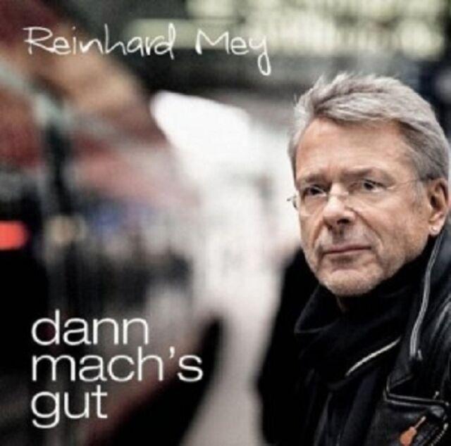 """REINHARD MEY """"DANN MACH\'S GUT"""" CD NEUWARE"""
