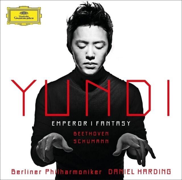 YUNDI LI - KLAVIERKONZERT 5/FANTASIE C-DUR  CD NEU BEETHOVEN, SCHUMANN