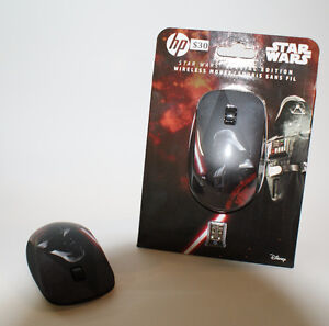 Are you ready for Rogue One? HP Star Wars Wireless Mouse