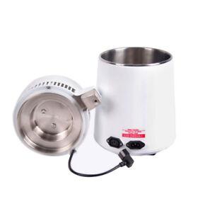 110v Water purifier/Distiller Still Stainless Boiler
