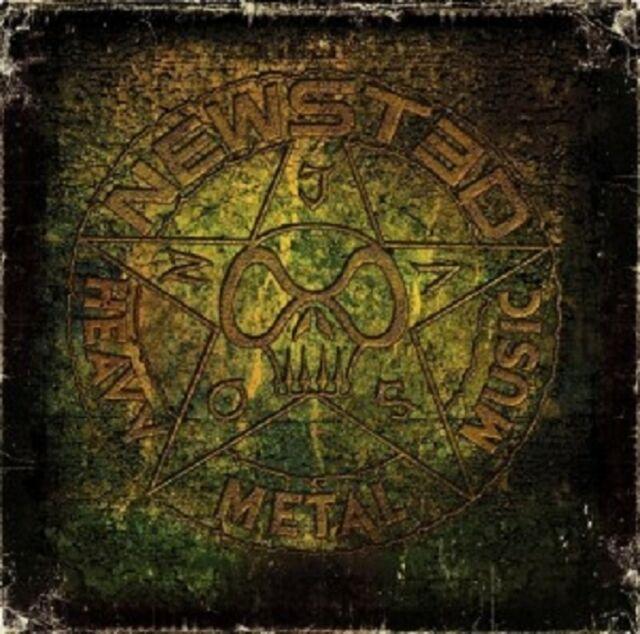 NEWSTED - HEAVY METAL MUSIC  CD + DVD  HARD & HEAVY / METAL  NEU