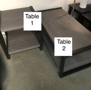 Coffee Table & Side Table **MOVING SALE-SELLING A LOT**