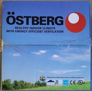 Ostberg Eclipse Duct Fan