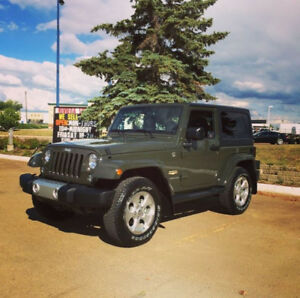 Reduced - 2015 Wrangler Sahara 4WD 2dr
