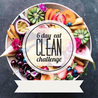 Clean Eating Challenge!