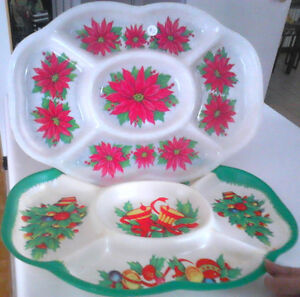 Christmas Trays, Gift Labels & Place Mats