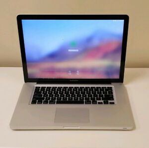 "Core i7-15""Apple Macbook Pro_2.20GHz_16GB_512 SSD_Cam_DVD_ BT++"