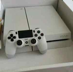 Ps4 500gb white