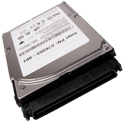 Intel C76353-00136GB 80P 2.5 in SCSI HD New AB36SCSIHDKIT ()