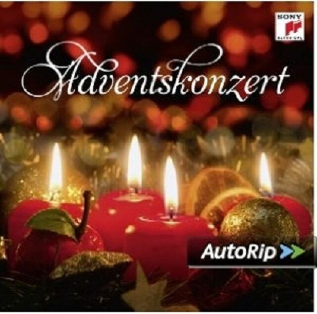 ADVENTSKONZERT  CD NEU