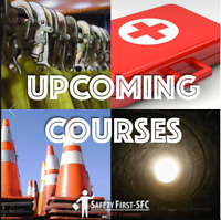 Safety First Training Course -Traffic Control Program- Dartmouth