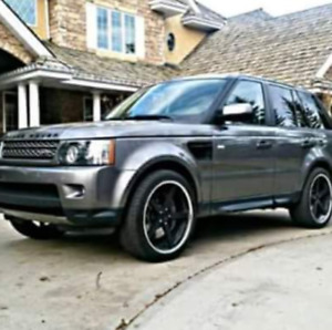 2010 Range Rover Supercharged Sport
