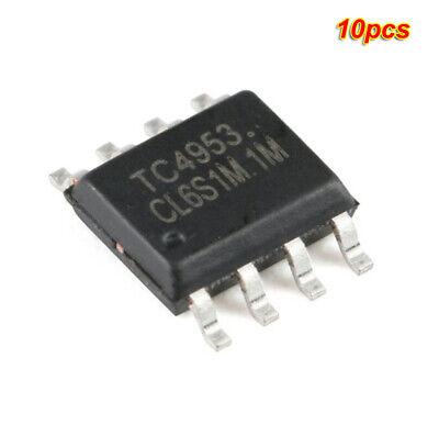 10pcs Tc4953 Sop-8 20v P-channel Enhanced Type Mosfet Field Effect Transistor