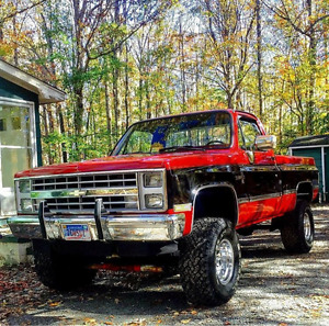 73-87 project chevy truck