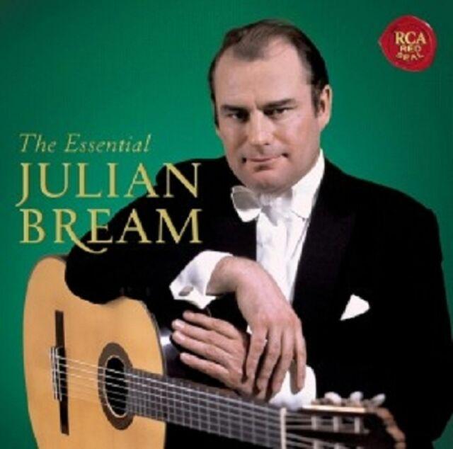 JULIAN BREAM - THE ESSENTIAL JULIAN BREAM  (2 CD)  38 TRACKS  BEST OF  NEU