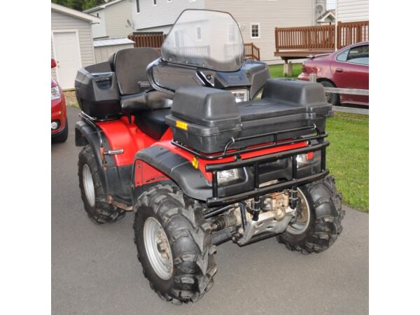 Used 2004 Honda 450 forman S
