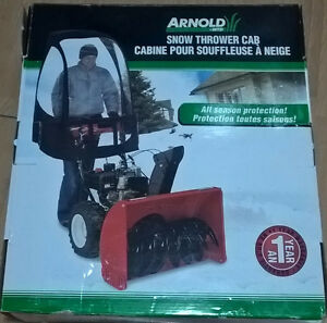 Arnold Snow Thrower Cab