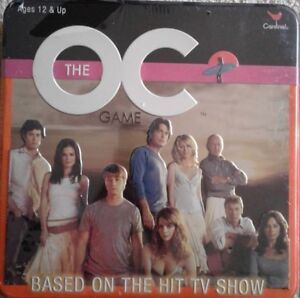 THE OC BOARD GAME....NEW SEALED