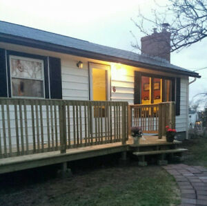 EAST- 3 Bedroom Bungalow w/ option for Apt in basement.