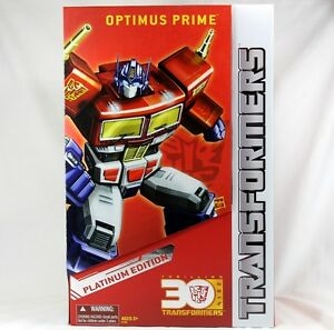 Transformers Platinum Edition Optimus Prime (Year of the Horse)
