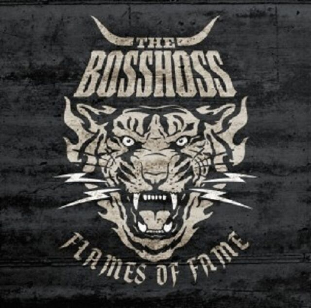 THE BOSSHOSS - FLAMES OF FAME (DELUXE VERSION)  CD + DVD  COUNTRY ROCK  NEU