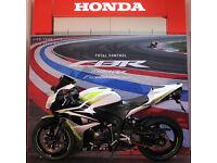 Honda CBR600RR HANSPREE