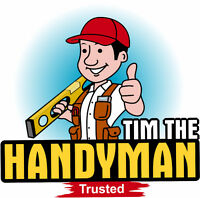 From $20/item - Tim the Handyman, Insured & Guaranteed