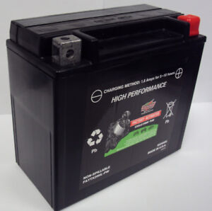 Waverunner SeaDoo Battery