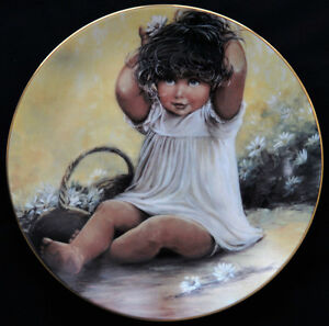 "Plates ""Playful Memories"" Sue Etem"
