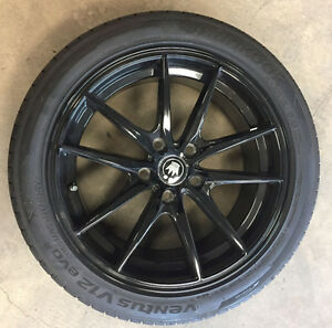 New Konig 5X112 Wheels with Hankook Evo v12 225/45/17