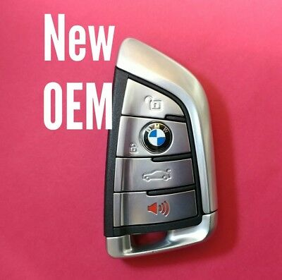 Read Description - New OEM BMW Smart Key Keyless Comfort Access N5F-ID2A