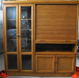 Entertainment Unit and Display cabinet