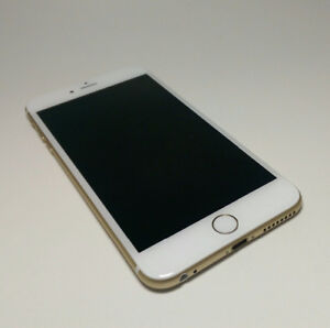 Gold IPhone 6s 32GB (brand new condition)