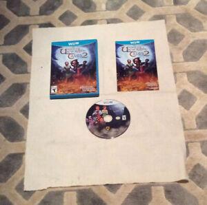 Jeux Nintendo Wii U The Book of Unwritten Tales 2 à vendre