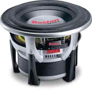 "2 BOSTON G5 12"" SUBS IN SEALED BOX"
