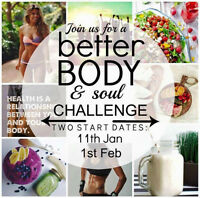 30 Day Cleanse Challenge Starting Soon!