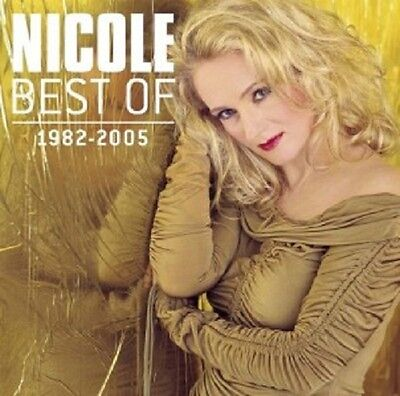 NICOLE 'BEST OF 1982-2005' CD ALLE HITS