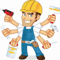 HANDYMAN NEEDED IN PICKERING PAYING HOURLY