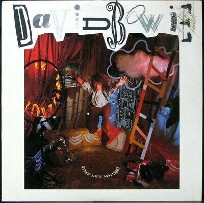 Usado, DAVID BOWIE 'Never Let Me Down' Never played 1987 1st press Promo LP comprar usado  Enviando para Brazil