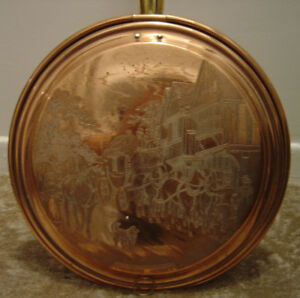 Final Reduction! Reproduction Copper Bed Warmer