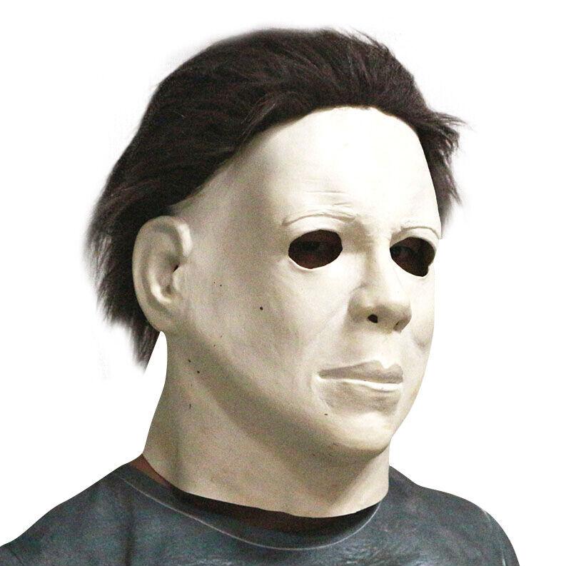 Michael Myers Horror-Film Killer Maske - Fasching, Karneval & Halloween