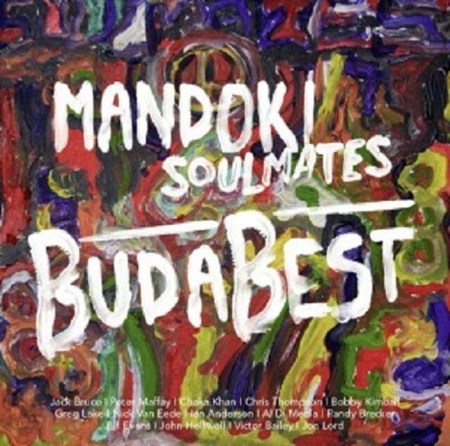 MAN DOKI SOULMATES - BUDABEST  CD  16 TRACKS  INTERNATIONAL POP  NEU
